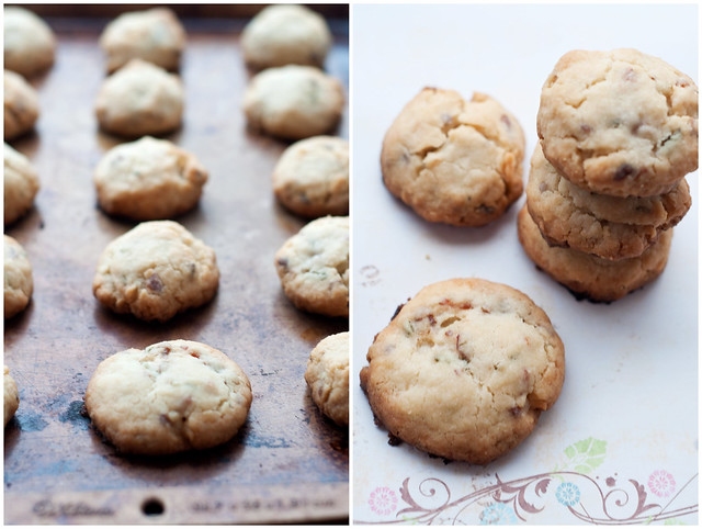 Candied Bacon and Rosemary Cookies 1