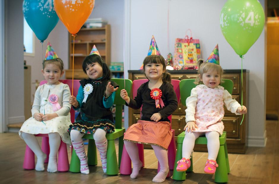 Myriam et ses amies