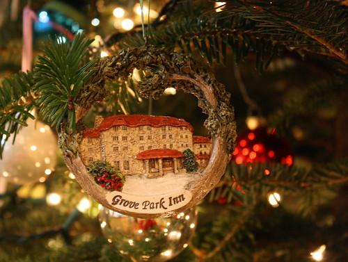 Grove Park Inn ornament