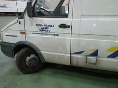 Limpieza Profesional de Furgoneta (Antes) (EcowashEspaa) Tags: agua carwash coche sin drywash limpieza lavado vehculo domicilio ecowash