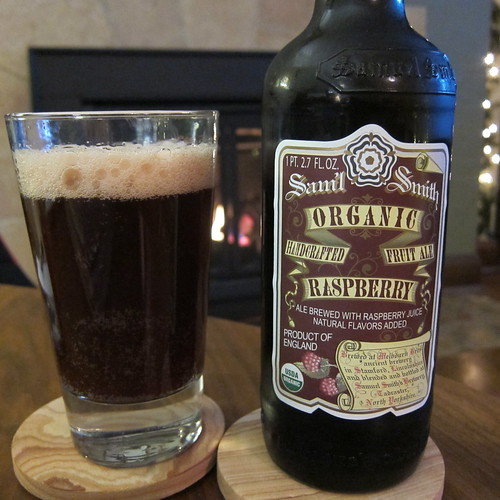 Sam'l Smith's Organic Raspberry Ale