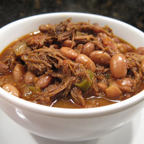 24-Hour Crock Pot Beef Chili