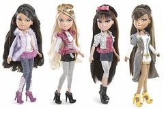 Bratz All Glammed Up! (Fashion_Luva) Tags: summer up spring all collection jade sasha yasmin bratz cloe glammed 2011 mgae