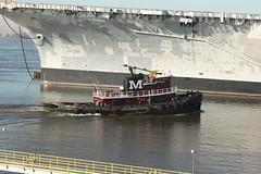 USA - Philadelphia (Chris&Steve) Tags: usa philadelphia boat ship unitedstates v100 pennsylvania navy vessel maritime tugboat aircraftcarrier shipping johnfkennedy 2010 delawareriver bigjohn cv67 p150 philadelphianavyyard 10millionphotos gracemoran cva67