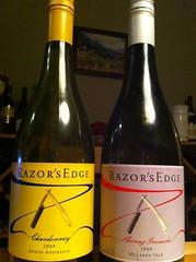 Razor's Edge Wines