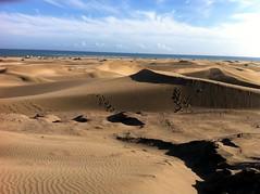 Gran Canaria - Playa del Ingles & Maspalomas Dunes