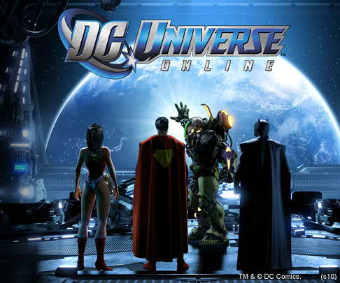 DC Universe Online beta for PS3