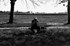 Alone (egoiste) Tags: morning travel blackandwhite lost italia alterego perso discovery viaggio biancoenero mattina scoperta disperso puntidivusta