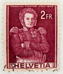 stamp Helvetia 2 FR postage Suisse timbre Swizz Schweiz Briefmarke postage porto bollo Rush  franco 2 franken (stampolina) Tags: red portrait rot postes rouge rojo stamps retrato stamp vermelho porto portret timbre rood rosso ritratto postage franco portre  vermilion merah selo marka   sellos piros  punainen    rouges czerwony pulu krmz briefmarke francobollo timbres portr timbreposte bollo     timbresposte rdea erven        mu  postapulu jyu  yupiouzhu