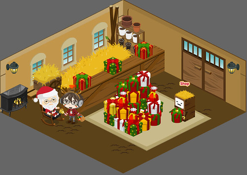 christmas quest - secret room 2