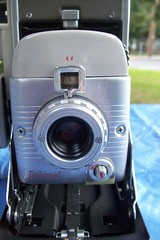 Polaroid Highlander Model 80A - close up (faithapatton) Tags: camera vintage polaroid highlander retro landcamera ohthanks
