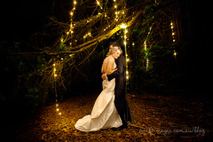 :: TWILIGHT :: (evoke images) Tags: wedding tree love night canon dark eos lights groom bride dance australia nsw cuddle newsouthwales 5d weddings fairylights wollongong robertson markii southernhighlands illawarra mathewsacco evokeimages wollongongweddingphotographer fountainadale