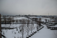 Snow, Keiwa College