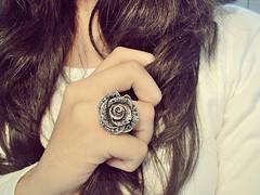 tht s l mnh k n thc ^^~ ( Yun Ho) Tags: beautiful hair pretty jewelry ring lovely