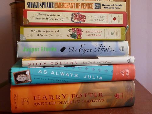Books Read - November 2010