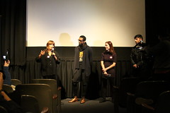Q&A (ARTIVIST.com) Tags: film f fest piero artivist giunti nyc2010