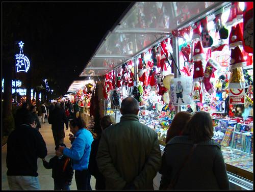 Mercadillo navideño Málaga (2)