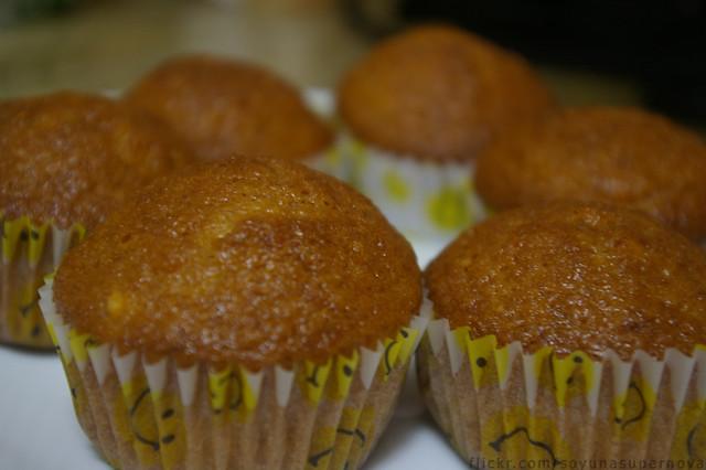Vegan muffins.