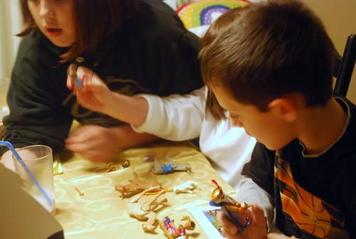 Building Nativity