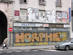By Horph & Zoo Project (tofz4u) Tags: streetart paris graffiti tag artderue 75019 horf sensinterdit zooproject horph