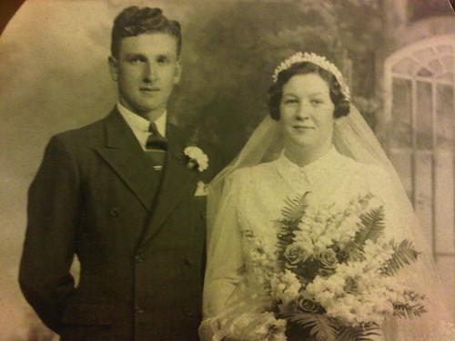 Cooper Wedding 1940