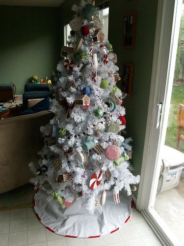 Christmas Sweets Tree