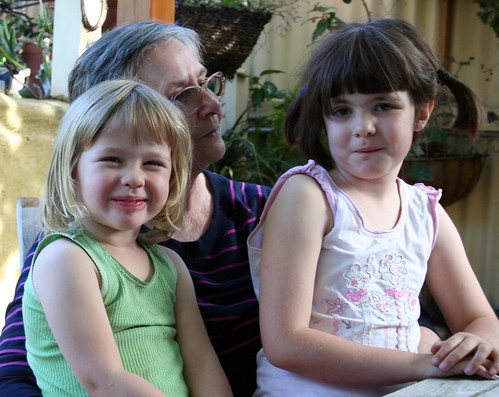 ruby-lee, nana and grace