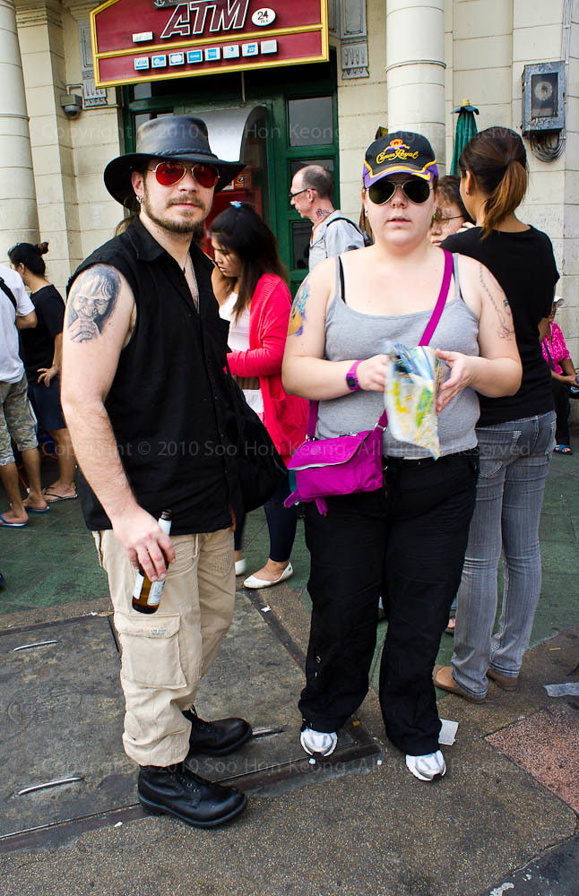Friendly Tourist @ Bangkok, Thailan
