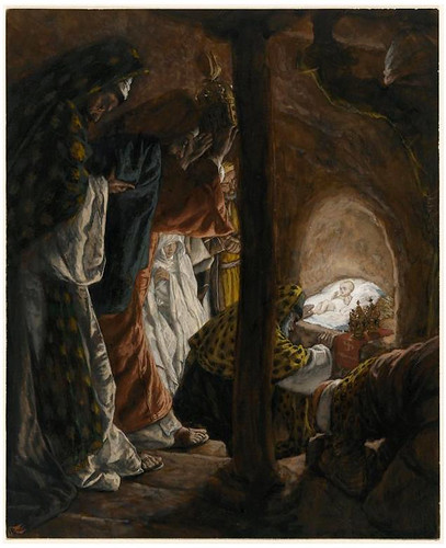 020-La adoracion de los magos 1886-1894- James Tissot-Copyright © 2004–2010 the Brooklyn Museum