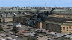 Black Op Fly-By (Vengeance of Lego) Tags: black out graphics 10 flight x m microsoft op simulator fsx maxed