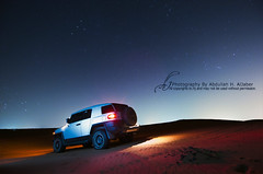 - FJ..Stars (Abdullah alJaber > AJ.SA) Tags: stars aj photography star kingdom saudi arabia toyota sa fj riyadh hamad cruiser  2010  abdullah          digitalcameraclub aljaber    iaj  ajksa iajme