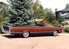 1968 Mercury Park Lane Convertible (coconv) Tags: pictures auto park old classic cars car vintage photo automobile image mercury photos antique picture convertible super images vehicles photographs photograph lane vehicle 1968 autos collectible collectors automobiles 68 marauder 428