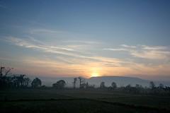(photomukul) Tags: morning winter sun sunrise konkan diveagar ppmay11
