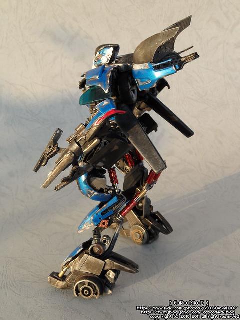 Transformers ROTF Jolt juguete 3