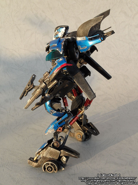 Transformers ROTF Jolt toy 3