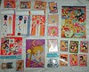 Sailor Moon (& Utena) Paper Dolls, Origami, Seals, Stamp, & More