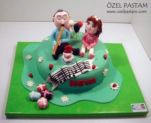 Neva'nın Müzikal Pastası