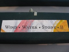 wind water stone