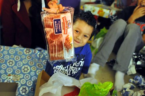 Nico's bacon