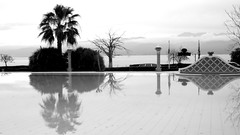 Reflections (RobW_) Tags: wal reflections galini spa hotel kamena vourla fthiotida greece monday 27dec2010 dec2010 december 2010 blacknwhite