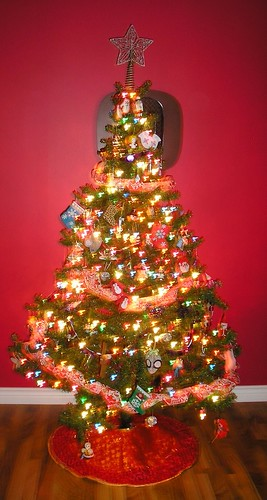 Christmas Tree 2010 - 3