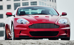 Aston Martin DBS. (Thomas van Meijeren) Tags: worldcars