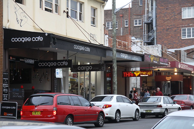 Coogee Food Street