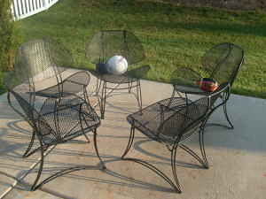 Cool Patio Set 1