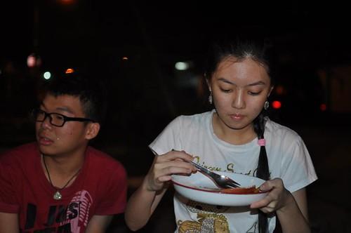 Wen Jie and Chee Li Kee