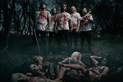 Batten Down Your Heart // EXPLORED (Daniel Dare // www.danieldare.com //) Tags: girls grave dead blood band eerie murder shovel battendownyourheart bdyh