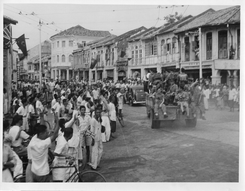 major effects japanese occupation malaya history essay On this day in 1943, local chinese and native suluks rise up against the japanese occupation of north borneo the revolt, staged in the capital, jesselton.
