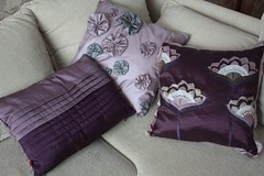 Favorite sofa pillows