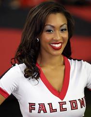 Falcons vs. Chiefs (Atlanta_Falcons) Tags: cheerleaders jordan kansascity gameday chiefs fff jordano atlkc10