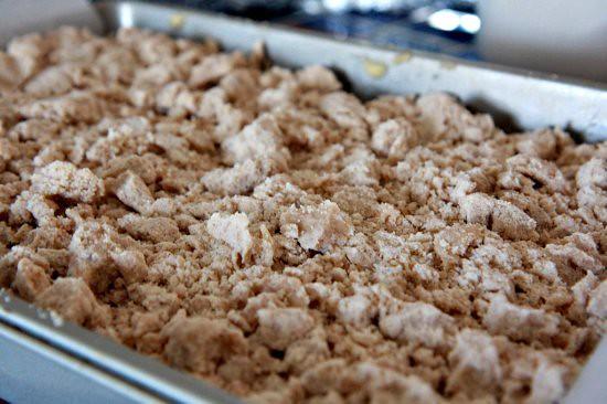 Big Crumb Apple Coffee Cake | The Noshery